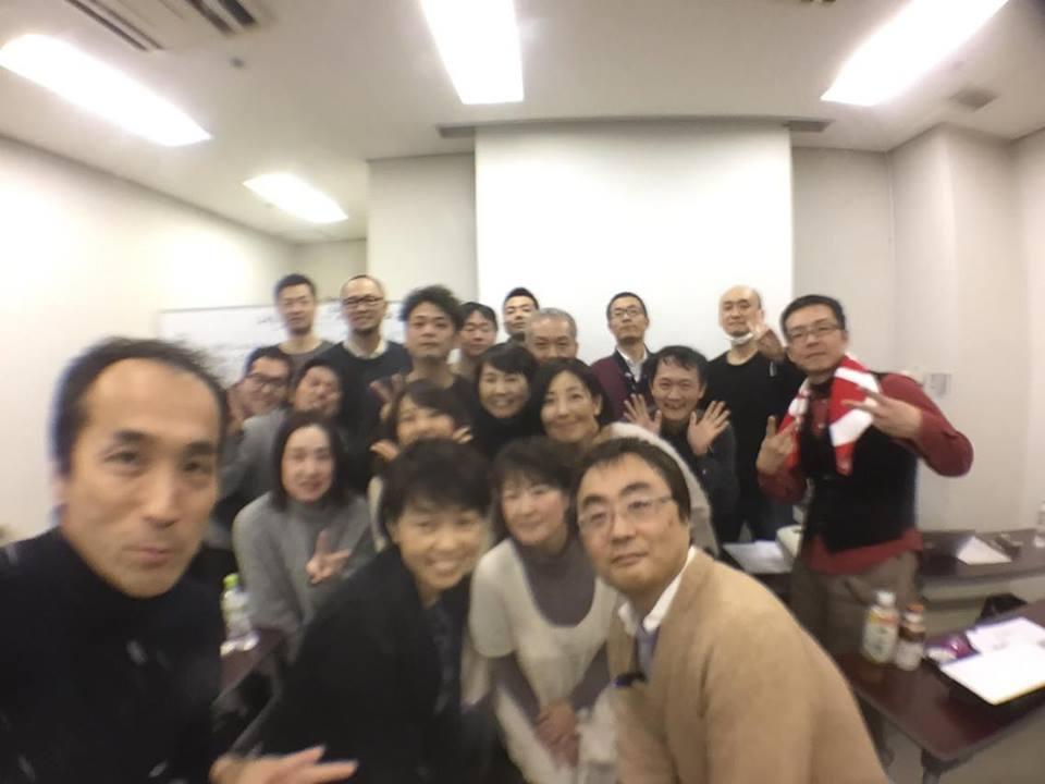 芳月健太郎セミナー会場写真(集合)